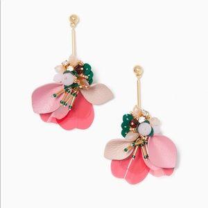 Kate Spade New York Vibrant Life Linear earrings